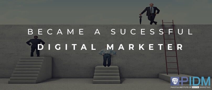 sucsessfull marketer