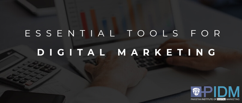 Essential tools for digital marketing
