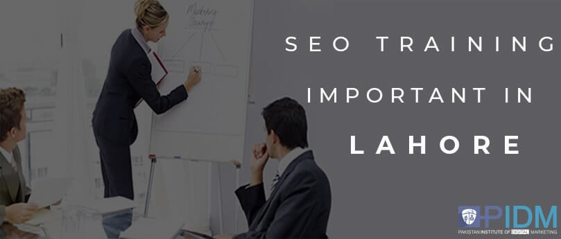Seo training is important in lahore