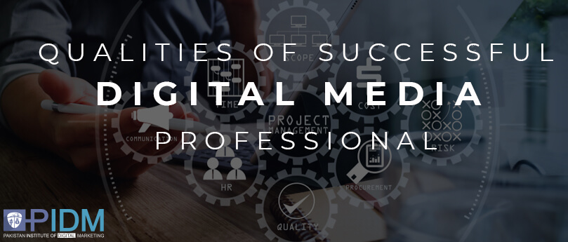 Qualities of successful digital marketing professional